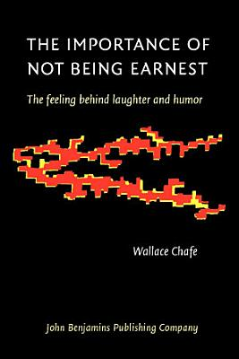 The Importance of Not Being Earnest