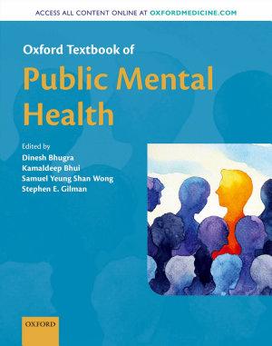 Oxford Textbook of Public Mental Health