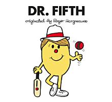 Doctor Who  Dr  Fifth  Roger Hargreaves  PDF