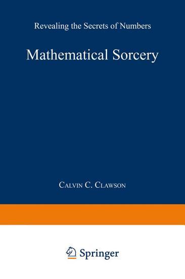 Mathematical Sorcery PDF