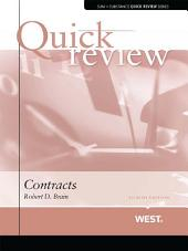 Sum and Substance Quick Review on Contracts, 8th: Edition 8