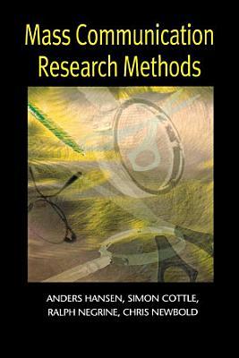 Mass Communication Research Methods PDF