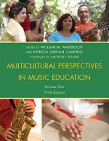 Multicultural Perspectives in Music Education PDF