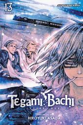 Tegami Bachi, Vol. 13: A District Called Kagerou