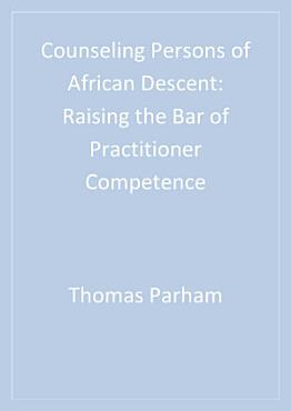 Counseling Persons of African Descent PDF