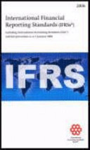 International Financial Reporting Standards  IFRSs  2006 PDF