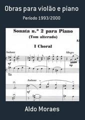 Obras Para Violão E Piano