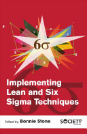 Implementing Lean And Six Sigma Techniques Book PDF