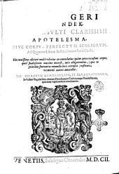 Ioachimi Mynsingeri a Frundek ... Apotelesma, siue corpus perfectum scoliorum, ad quatuor libros institutionum iuris ciuilis