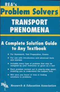 Transport Phenomena Problem Solver PDF