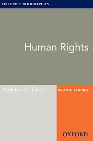 Human Rights  Oxford Bibliographies Online Research Guide PDF