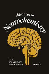 Advances in Neurochemistry: Volume 3