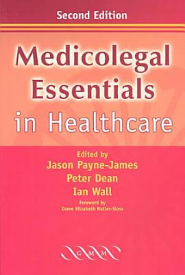 Medicolegal Essentials in Healthcare PDF