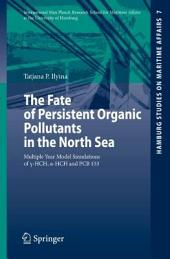 The Fate of Persistent Organic Pollutants in the North Sea: Multiple Year Model Simulations of g-HCH, a-HCH and PCB 153