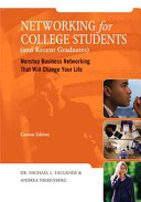 Networking for College Students  and Recent Graduates