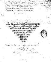 Pedacii Dioscoridae Anazarbei De medica materia libri sex