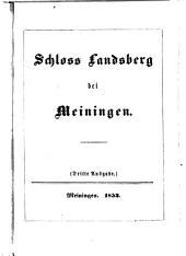 Schloss Landsberg bei Meiningen