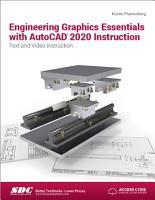 Engineering Graphics Essentials with AutoCAD 2020 Instruction PDF