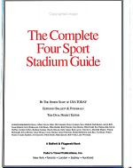 The Complete Four Sport Stadium Guide PDF
