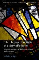 The Human Condition in Hilary of Poitiers PDF