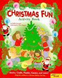 Christmas Fun Activity Book PDF