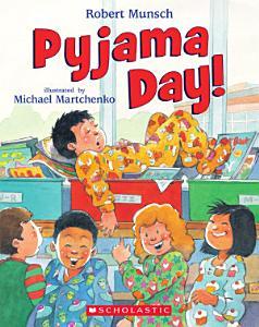 Pyjama Day  Book