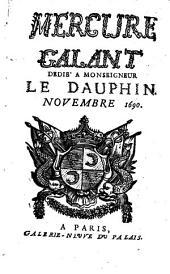 Le mercure galant: 1690, 11
