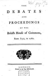 A Collection of the Parliamentary Debates in England, from the Year 1668 [-1774]: Volume 26