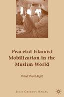 Peaceful Islamist Mobilization in the Muslim World