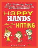 No Hitting Books For Toddlers Preschoolers and Kids Book