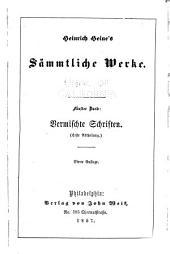 Heinrich Heine's sämmtliche Werke...