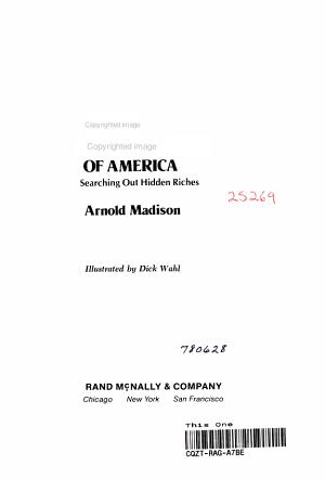 Lost Treasures of America