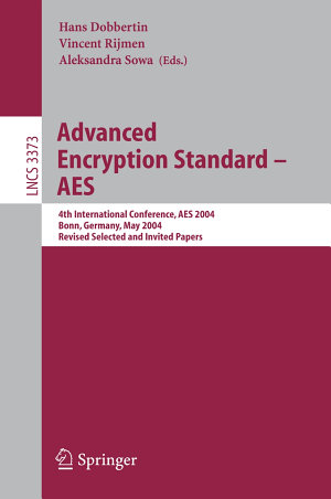 Advanced Encryption Standard   AES
