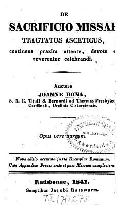 De sacrificio missae tractatus asceticus PDF