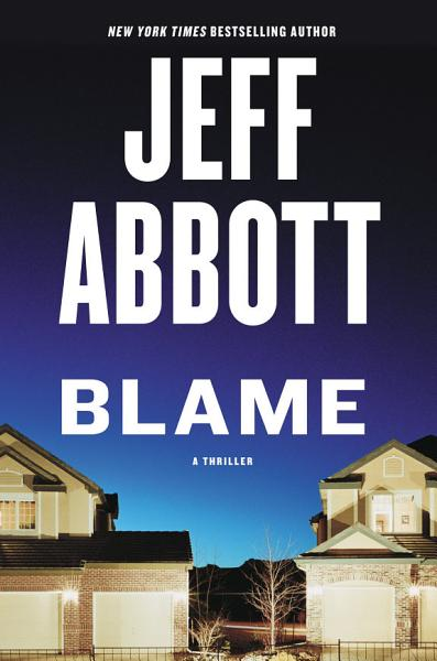 Download Blame Book