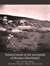 Painted Tombs in the Necropolis of Marissa (Marēshah).