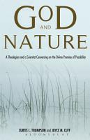 God and Nature PDF