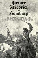 Prince Friedrich of Homburg PDF