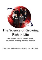 The Science Of Growing Rich In Life  Book PDF