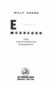 Ewan McGregor PDF