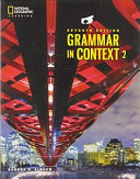 Grammar in Context 2  Student Book and Online Practice Sticker PDF
