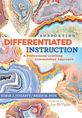 Supporting Differentiated Instruction PDF