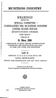 Munitions Industry PDF
