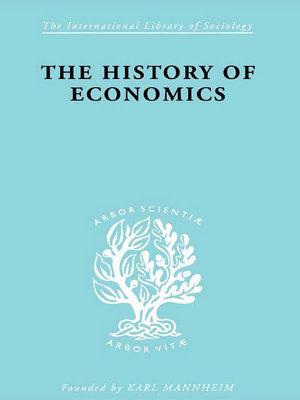 The History of Economics PDF