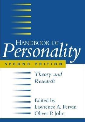 Handbook of Personality, Second Edition