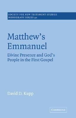 Matthew s Emmanuel PDF