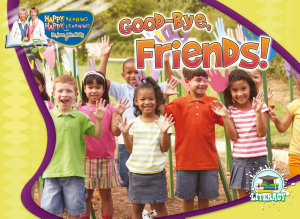 Goodbye  Friends  Book