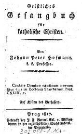 Geistliches Gesangbuch für katholische Christen