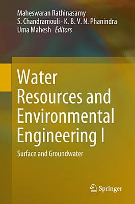 Water Resources and Environmental Engineering I PDF