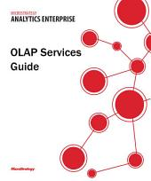 OLAP Services Guide for MicroStrategy Analytics Enterprise